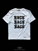 【FLASHBACK18SS最新作】B-square BACK Tee WHT