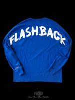 【FLASHBACK×Champion】Arch Logo Long Tee BLU