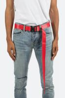 mnml WEB BELT RED
