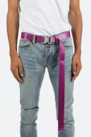 mnml WEB BELT Lilac