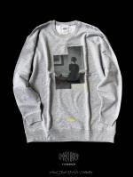 【FLASHBACK19SS最新作】Separate LadyPhoto Sweat GRY