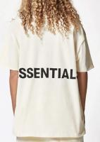 Fear of God - FOG Essentials Boxy Graphic T-Shirt