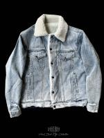 【FLASHBACK19AW】Denim Boa JKT