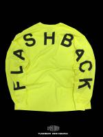 【FLASHBACK20SS最新作】Arch Logo Long Sleeve Tee Lime