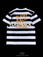 【FLASHBACK20SS最新作】Reflector ''BACK'' OVERSIZE T-Shirts