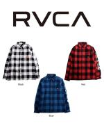 RVCA BROTHERS FLANNE SHIRT