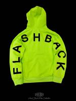 【FLASHBACK20AW最新作】Essential Arch Logo Parfect Hoodie 2nd LIME