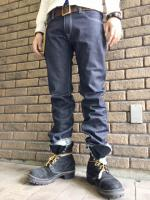 【2014年最新作】Burn Out Rigit Denim Pants
