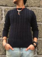【FLASHBACK毎年120枚完売】Standard Carble Knit Sweater