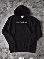 M's × FLASH BACKコラボ P/O Logo Parka
