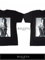 【国内初新規取扱BALLETA】Tatoo LadyPhoto T