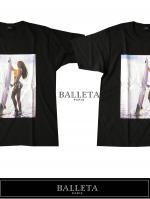 【国内初新規取扱BALLETA】Surf Lady Photo T
