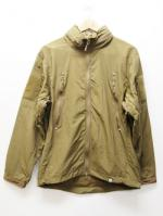 Chimayo Cross Windbreaker-BEIGE-