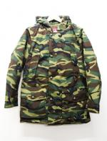 Thinsulate Over Coat-WOODLAND-