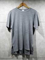 Long Thermal Tee-GRAY-