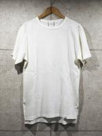 Long Thermal Tee-WHITE-