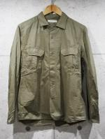 【先行予約5月入荷商品】Typewriter Army Shirts-BEIGE-