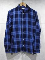 Coach Check Shirts Jacket