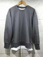 Big Sweat Trainer-GRAY-