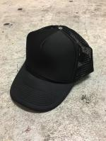 【FLASHBACK17AW最新作】Silver925 Cross ball BLACK Cap