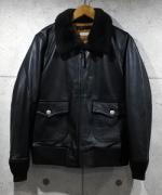 Lamb Leather Aviator Jacket