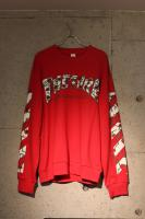 M's by FLASHBACK Select【TH×ROSE OVERSIZE トレーナー】