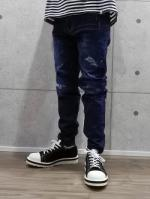 【先行予約1月入荷商品】Regular Straight Denim-D.INDIGO-