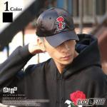 BLACK FLAME RAIDER ROSE SATIN CAP